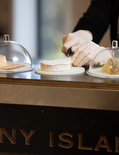 Bruny Island Cheese tasting room