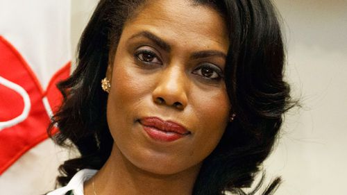 Former presidential adviser Omarosa Manigault Newman has revealed a secret recording of her firing by White House chief-of-staff John Kelly.