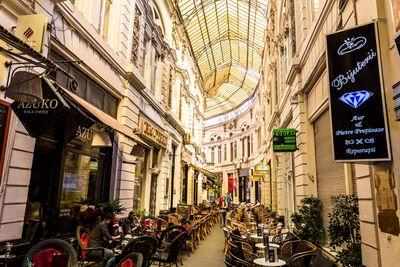 <strong>5. Bucharest</strong>