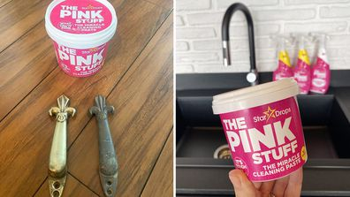 The Pink Stuff cleaning product