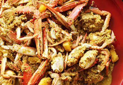 Marmak crab
