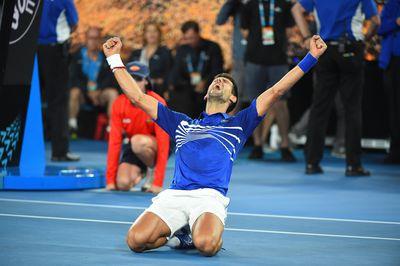 Australian Open Men's final