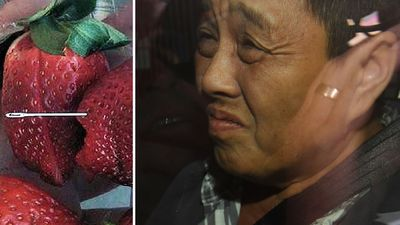 Woman charged over strawberry needles granted bail