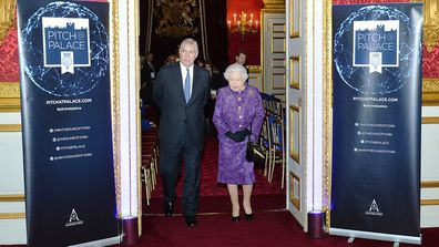 Prince Andrew Pitch@Palace 3