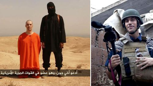 James Foley was executed by ISIL in August. (Supplied)