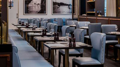 <strong>Bistro Guillaume Sydney dining room</strong>