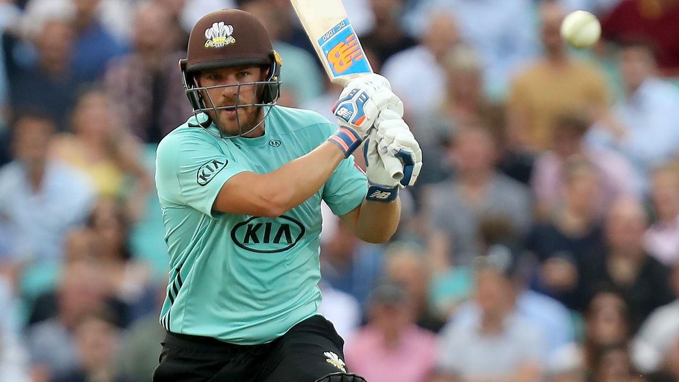 Aussie batsmen Aaron Finch and Usman Khawaja star against Surrey