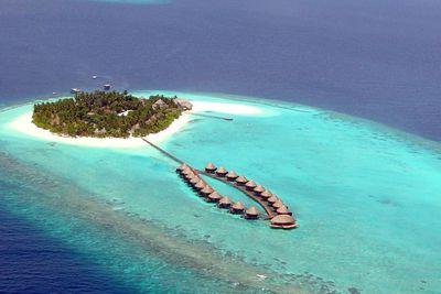 <strong>Angaga Island Resort and Spa, Maldives</strong>