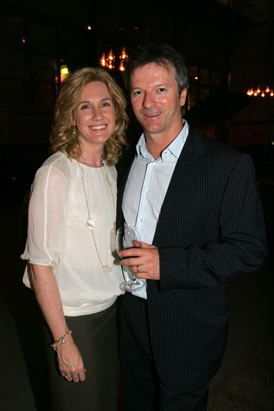 Lynette and Steve Waugh the year of stroke