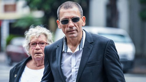 Derrick Belan is accused of stealing almost have a million dollars of members' funds. (AAP)