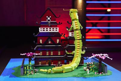 Hungry Dragon | Castles and Cannonballs Challenge