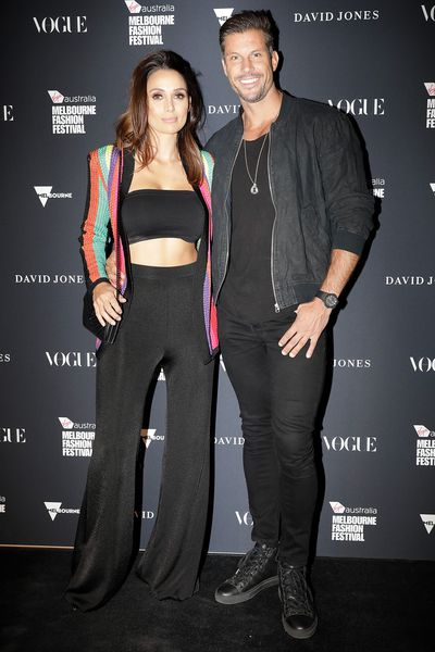 Former <em>Bachelor</em> stars Snezana Markoski and Sam Wood