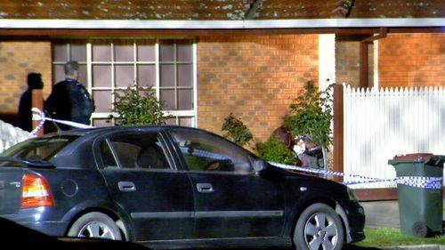 A man has been shot dead in Geelong, Victoria.