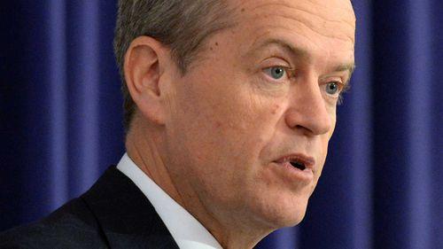 Bill Shorten re-elected to lead Labor