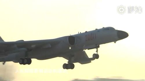 Chinese aircraft which flew towards Taiwain included 34 J-16 fighter jets, 12 H-6 bombers, two SU-30 fighters, two Y-8 anti/submarine warfare planes and two KJ-500 airborne early warning and control planes.