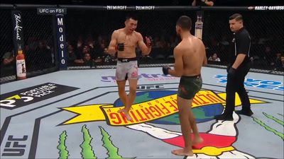 UFC: Yair Rodriguez puts up knock out of the year contender with devastating final second stoppage
