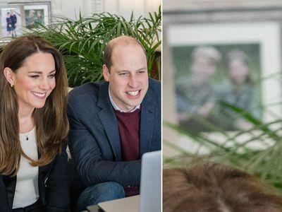 Duke and Duchess of Cambridge, February 2021