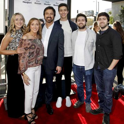 .Ray Romano and family attend the premiere of Amazon Studios and Lionsgate's 'The Big Sick' at ArcLight Hollywood on June 12, 2017