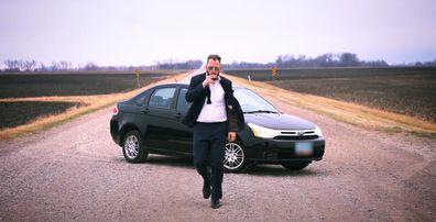 Man's outrageous car ad