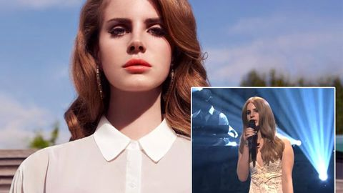 'That's not my element': Lana Del Rey opens up about discomfort onstage
