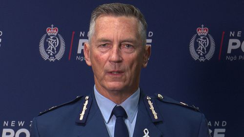 Christchurch terror attack New Zealand Police Commissioner Mike Bush victims identified emergency response