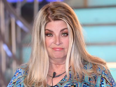 Kirstie Alley, Celebrity Big Brother final 2018, Borehamwood, England
