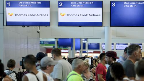 CAA Concludes Thomas Cook Repatriation