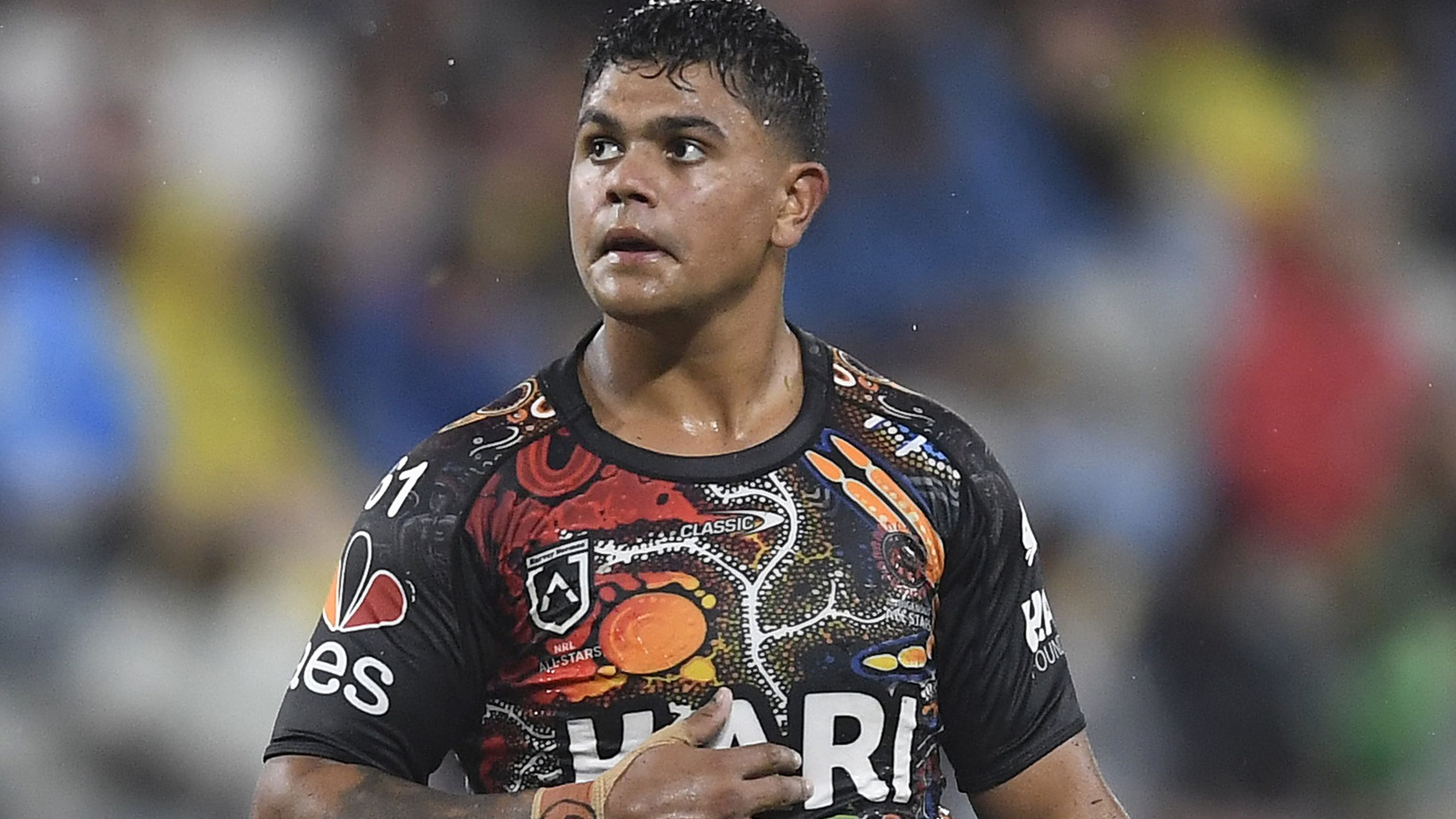 Latrell Mitchell extends contract with South Sydney Rabbitohs for two more seasons