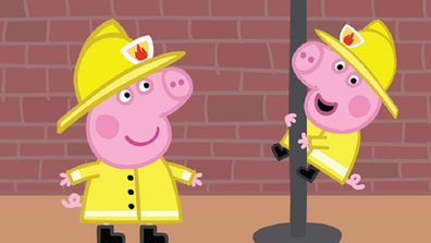 Peppa Pig has been accused of sexism.
