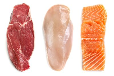 MYTH: You need to eat meat to get enough protein