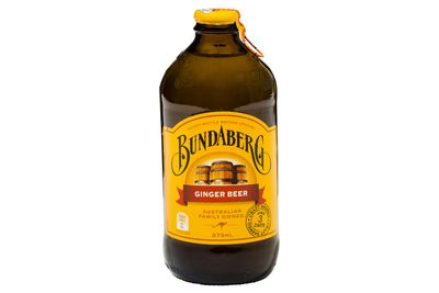 Bundaburg Ginger Beer (375ml): 40.5g sugar
