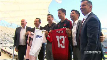 Manchester United to play at Optus Stadium in pre-season tour