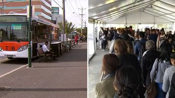News Melbourne commuter transport travel time blow out