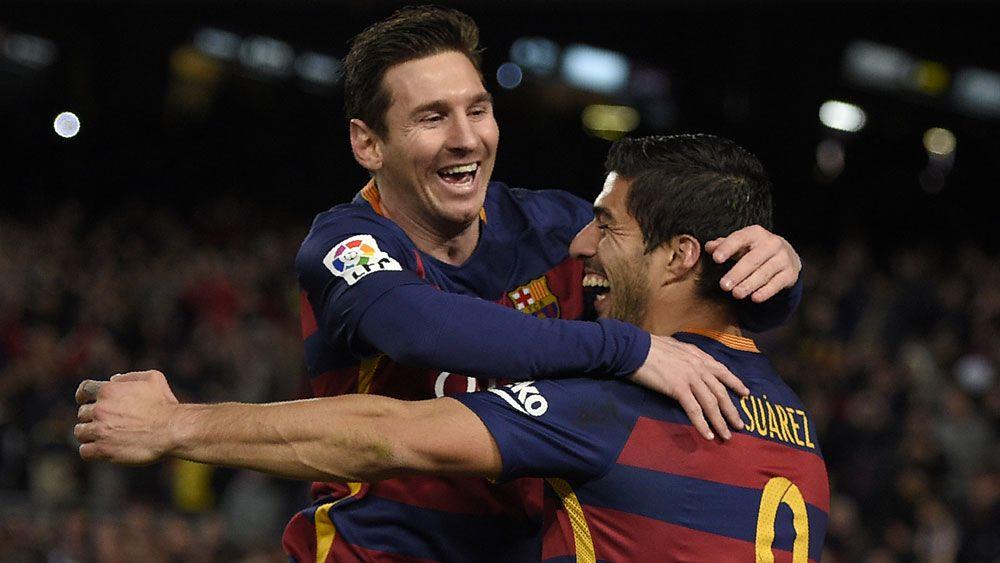 Messi penalty sparks debate in Barca win