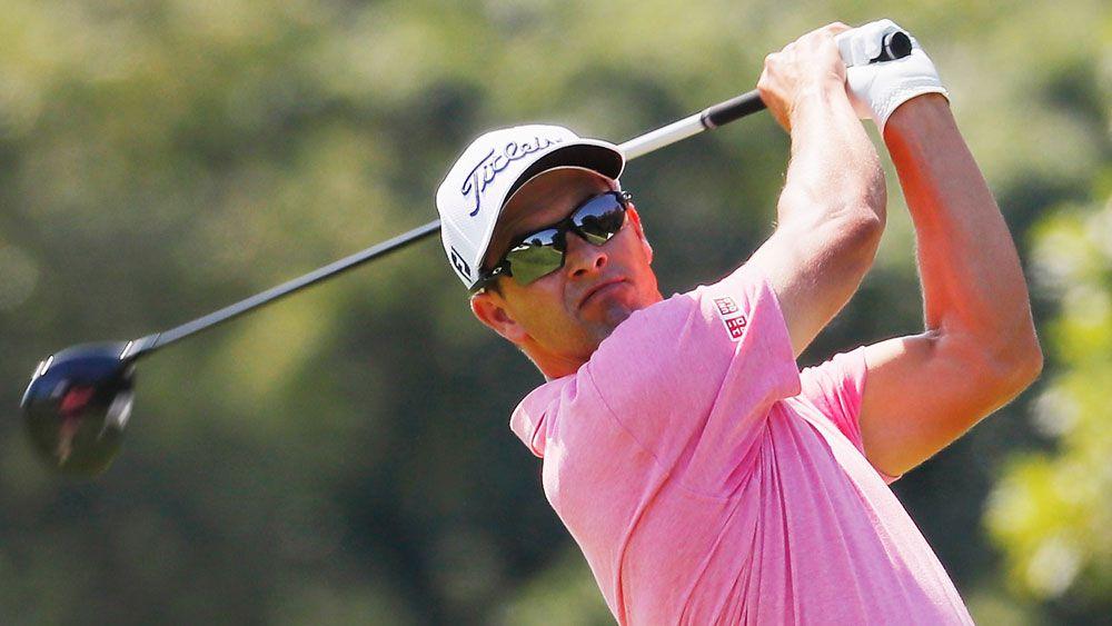 Scott vaults into PGA playoff contention