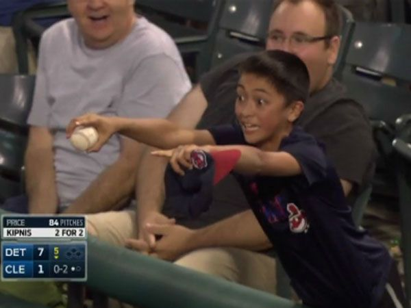 Baseball jokes with player 'I got your back'