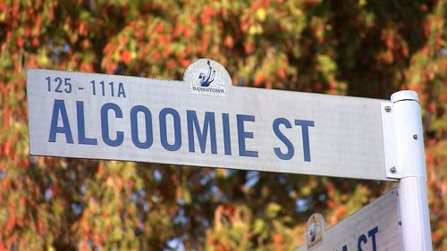 At around 7.45pm last night the man left his home on Alcoomie Street, Villawood to move his car.