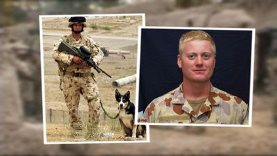 Sapper Jacob Moreland died in the explosion alongside Sapper  Smith and Herbie.