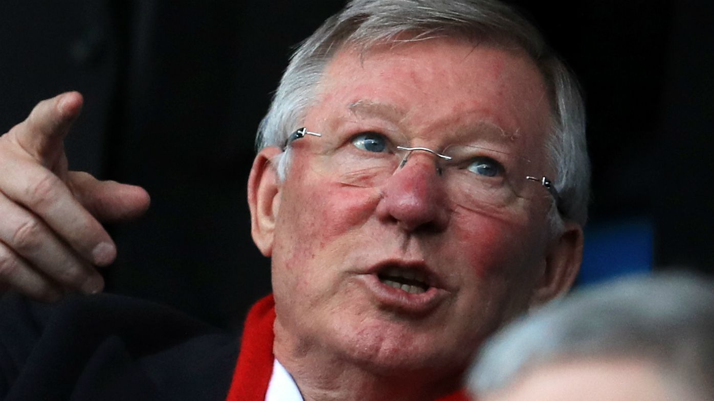 Sir Alex Ferguson has undergone emergency surgery
