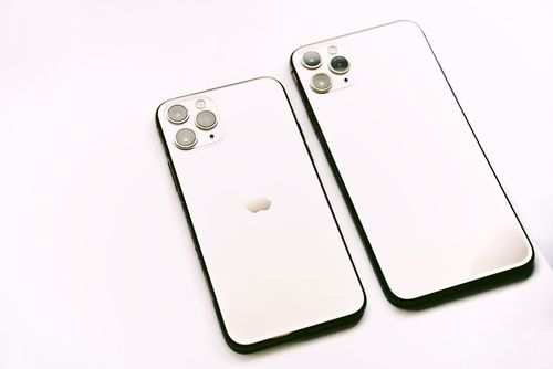 On the lowest priced new iPhone, the iPhone 11 there is a dual camera system which adds an ultra-wide angle to your photography and video.