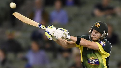 Smith ton leads Aussies to ODI series win against South Africa