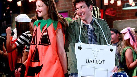 """Katie Holmes is a """"slutty pumpkin"""" on How I Met Your Mother"""