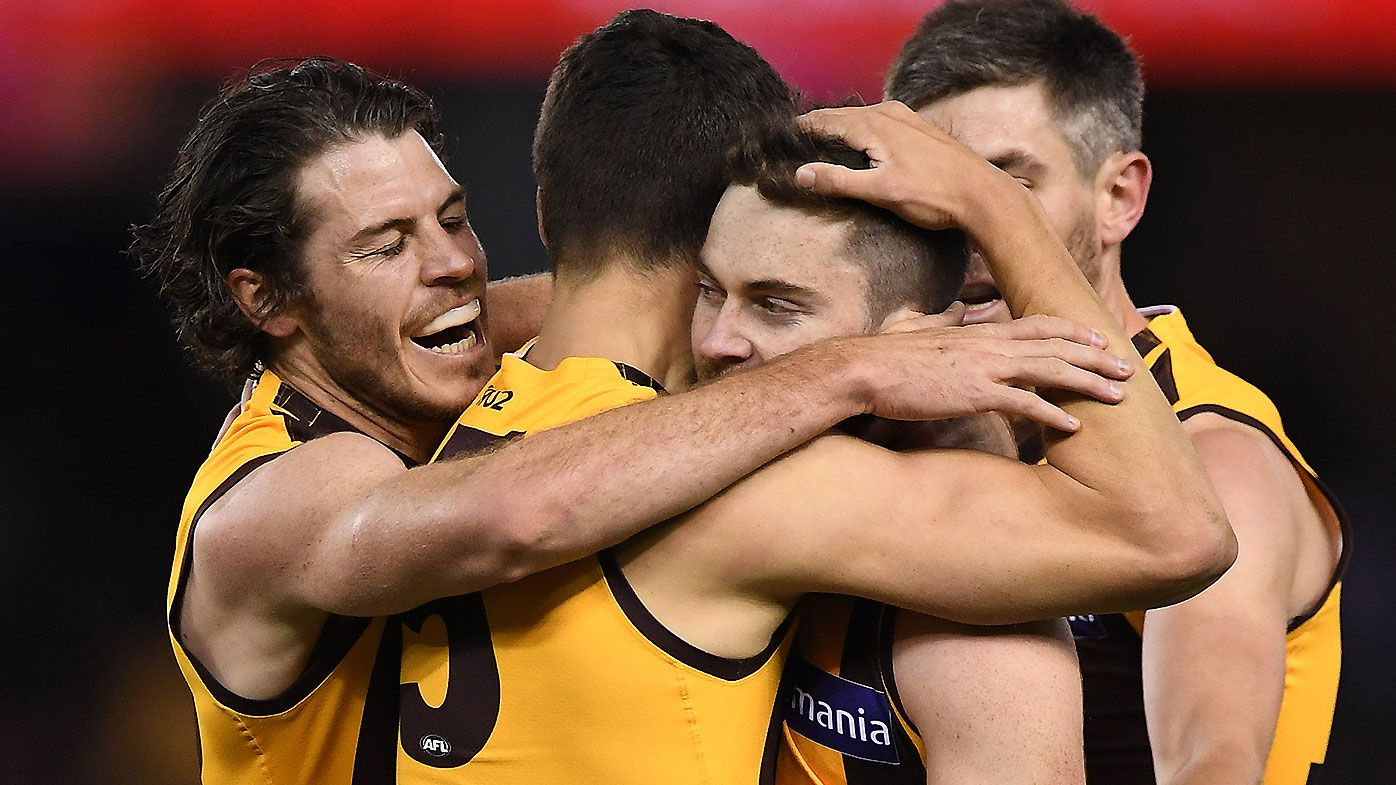 Clarkson says lowly Blues on track in AFL