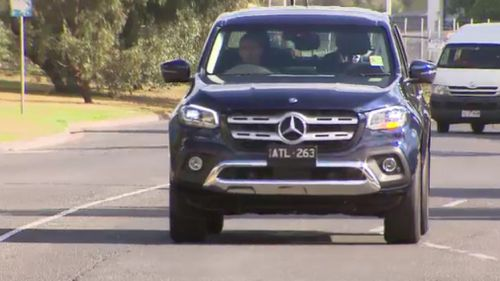 The X-Class base model will set you back more than $45,000. (9NEWS)