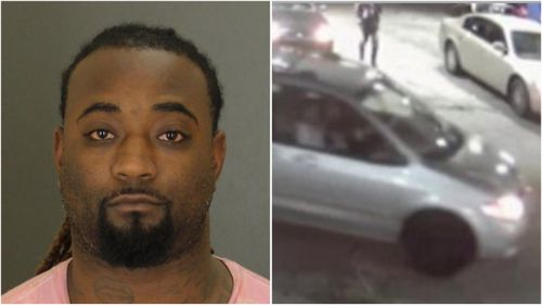 Two-year-old shot during alleged road rage attack