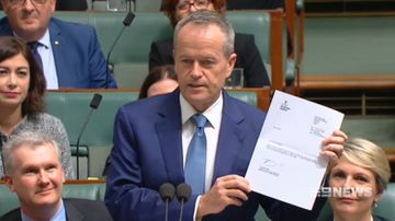 Bill Shorten proves he is not a dual citizen