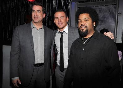Rob Riggle, Channing Tatum, Ice Cube