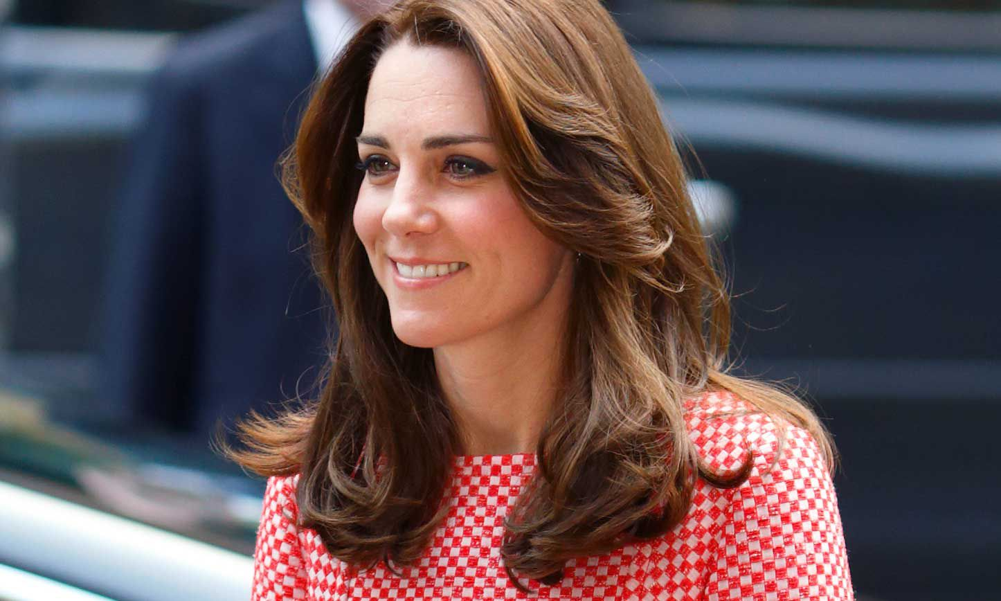 How to get Kate Middleton's Chelsea blow dry