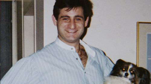 George Templeton vanished in May  2005.