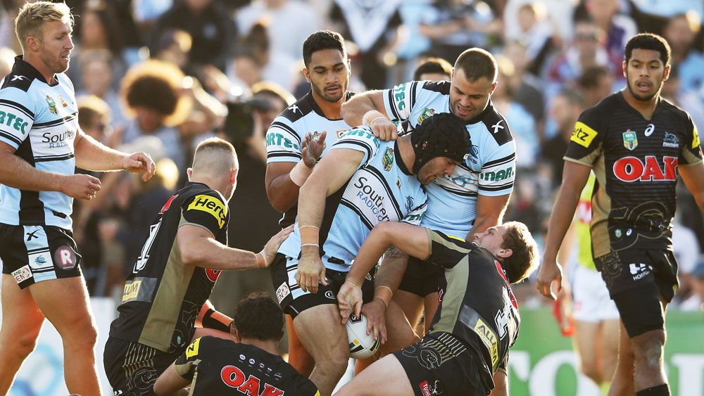 Panthers lose another thriller in Cronulla